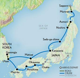 Japan cruise 2