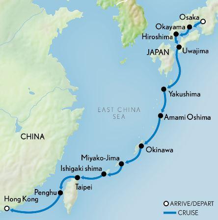japan cruise 1
